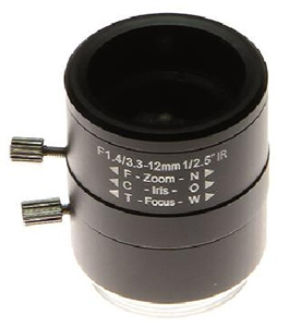 MPL33-12 3,3-12mm Vario IR kor