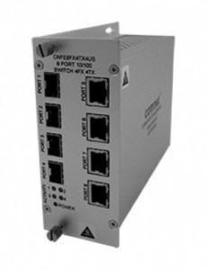 ComNet 100Mbps, 4 SFP+4 RJ-45