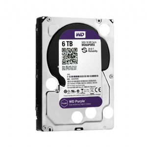 HDD WD60PURZ Purple 6TB