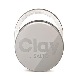CLAY TAG GREY (5 pcs)