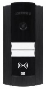 2N IP Base+Camera, black frame