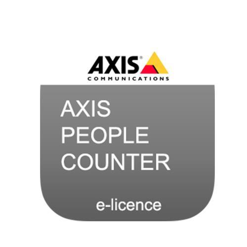 PEOPLE COUNTER E-LICENSE