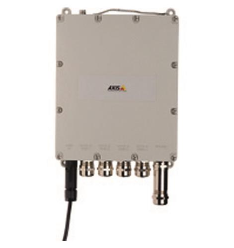 T8504-E OUTDOOR POE SWITCH