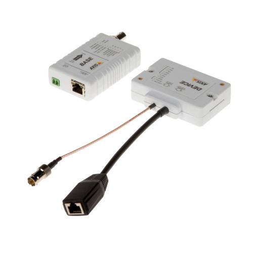 T8645 PoE+ COAX COMPACT KIT