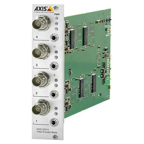 SERVER ENC Q7414 4Ch Blade 4Ch Audio