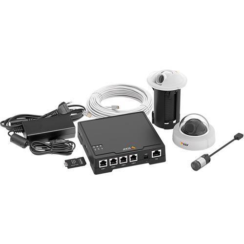 AXIS F34 SURVEILLANCE SYSTEM