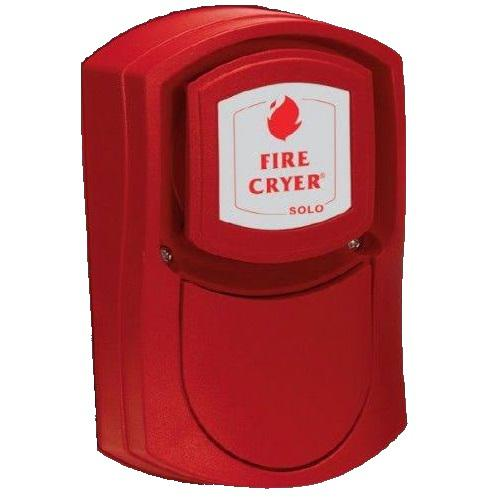Fire-Cryer Plus, red/standard