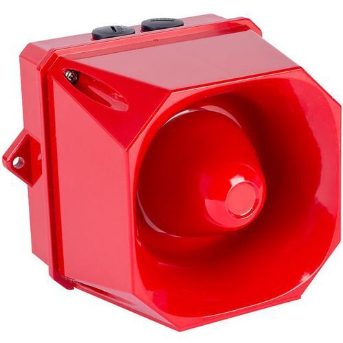 X10 Mini Sound+Beacon Hous Red