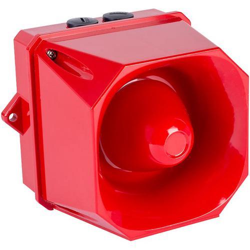 X10 Maxi Sound+Beacon Hous Red
