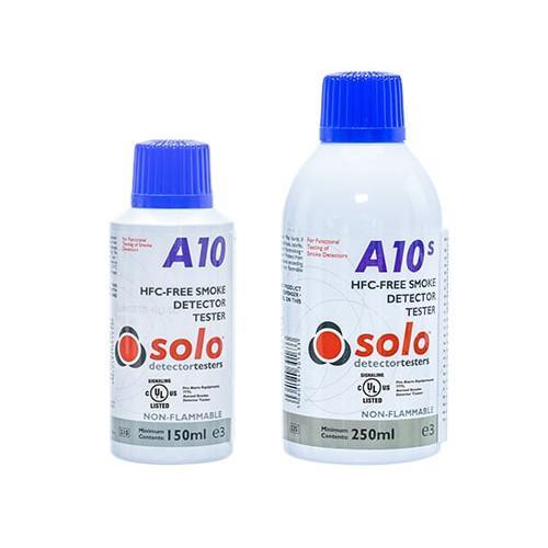 SOLOA10, Test gas f smoke det.