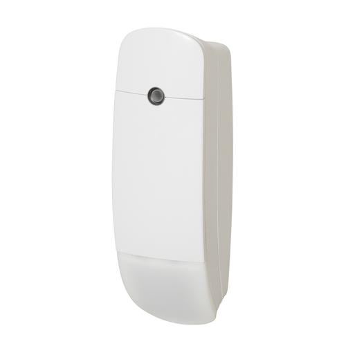 Wireless curtain PIR detector