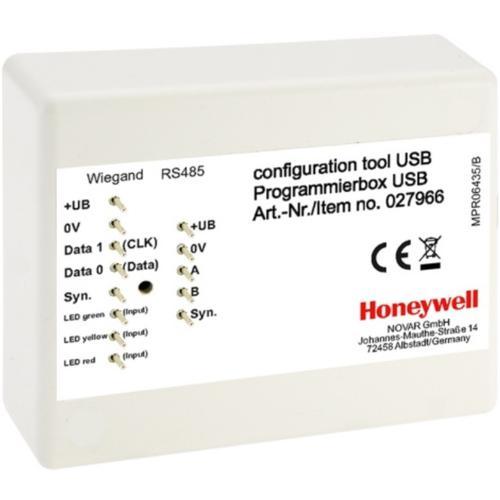 Configuration tool usb
