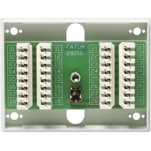 Fatum 28016.01 16 slits