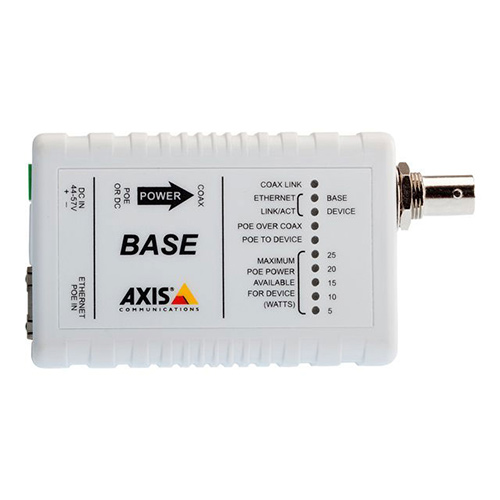 T8641 POE+ OVER COAX BASE