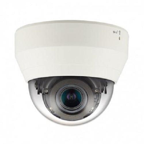 Hanwha Techwin WiseNet QND-7080R 4 Megapixel - Monokrom, Färg - 20 m Night Vision - Motion JPEG, H.264 - 2592 x 1520 - 2,80 mm - 12 mm - 4,3x Optical - CMOS - Kabel