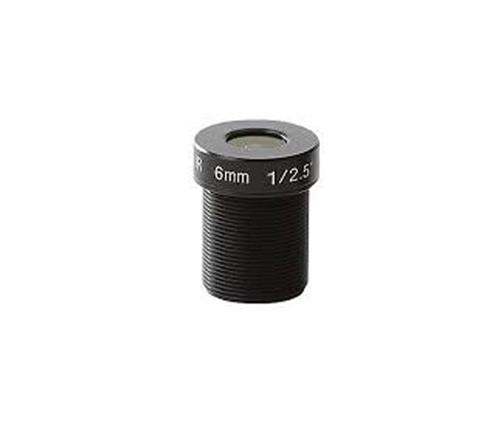 LENS FIXED M12 6mm lens for Q6000