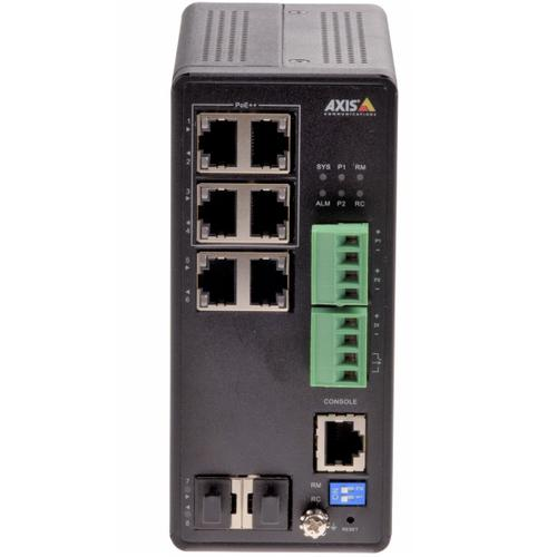 AXIS T8504-R Indus. POE switch