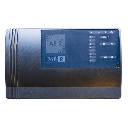 768R-50, 8-kanals modtager