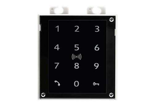 Verso+LTE Touch keyp+sec.RFID