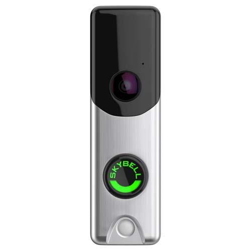 MODULES Slim Line 2 Doorbell - Nickel
