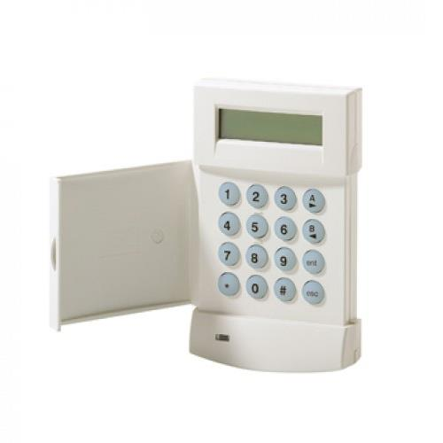 Honeywell Galaxy Keypad with Volume Control and Backlit Display