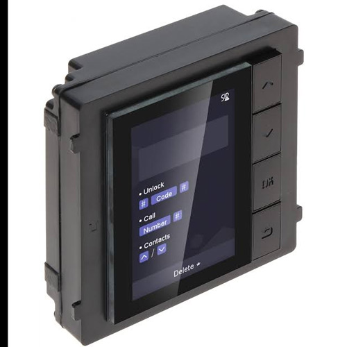 DS-KD-DIS  Module door station