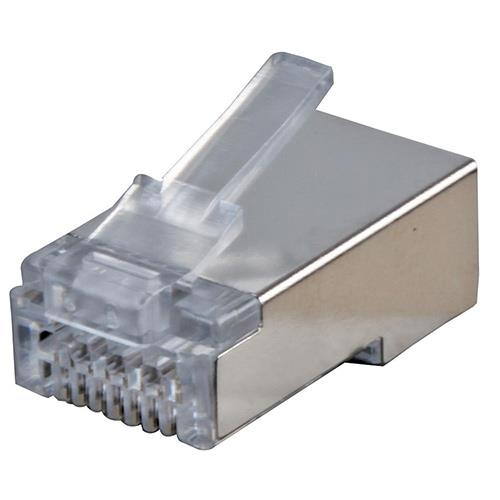 EZ-C6-FTP Cat 6 FTP Plug 100pk