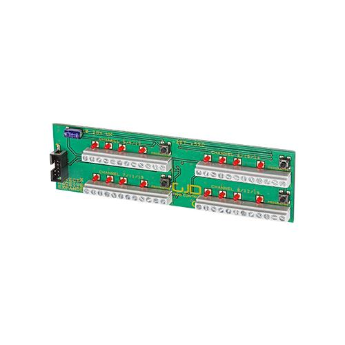 GJD393 4-kanal expansionsmodul