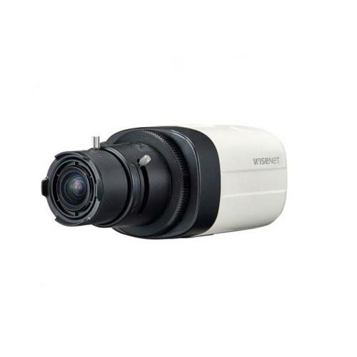 4MP Wisenet HD+ Box Camera