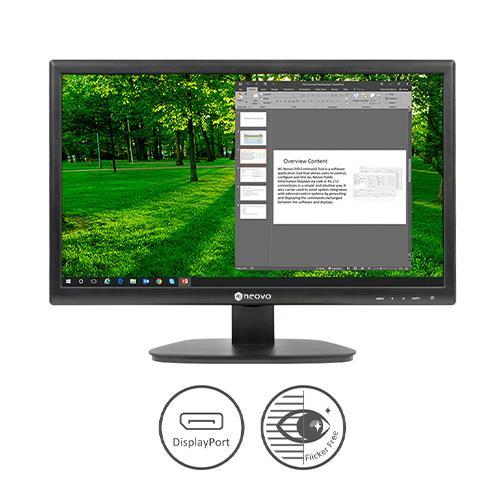 """Monitor LCD 21,5"""" Fhd VGA HDMI Dp"""