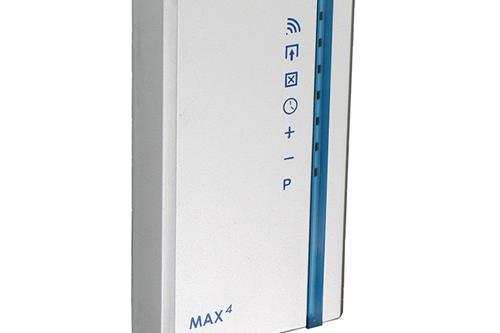 Micromax kortläsare MAX4-NO