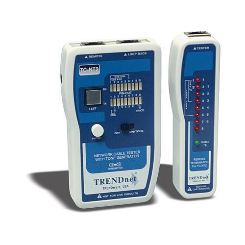 TC-NT2 Nätverkskabeltestare