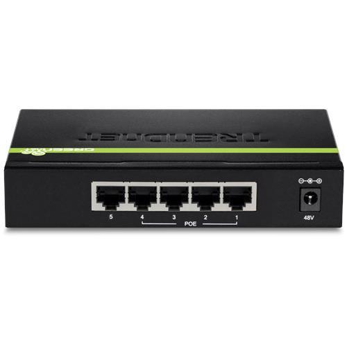 TPE-TG50g 5-port PoE+ Switch