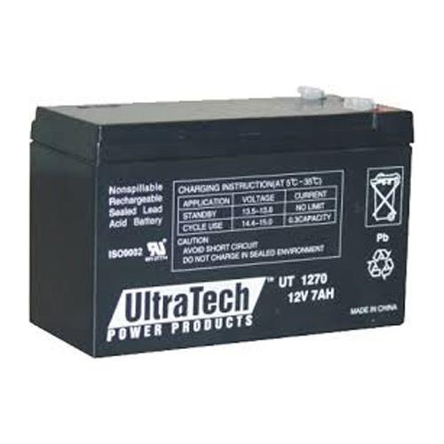 Blybatteri 12v 7ah