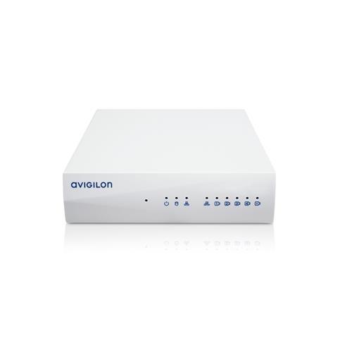 HD Recor 4-port 4 channels 2TB