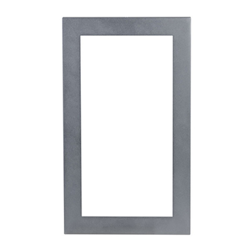 Aluminum mounting plate VTO4202F-X Serie