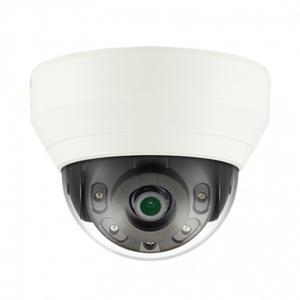 Hanwha Techwin WiseNet QND-6010R 2 Megapixel - Färg, Monokrom - 20 m Night Vision - Motion JPEG, H.264 - 1920 x 1080 - 2,80 mm - CMOS - Kabel - Väggmonterad, Stångmontering