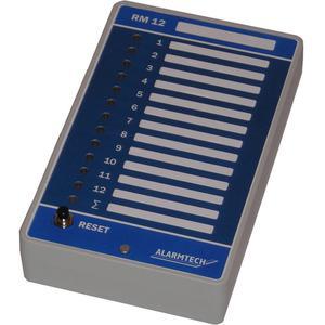 Alarmtech RM 12 - För Kontrollpanel - Plast, Metall