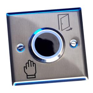 ELMDENE TOUCH FREE IR IP65 STAINLESS STEEL EXIT BUTTON