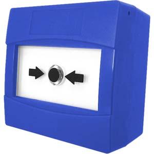 Larmknapp MCP 4A, Blå, 2 vxl