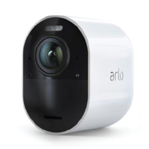 Arlo Ultra 4K HDR Security Camera, White