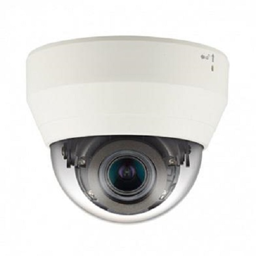 Hanwha Techwin WiseNet QND-7080R 4 Megapixel - Monokrom, Färg - 20 m Night Vision - Motion JPEG, H.264 - 2592 x 1520 - 2,80 mm - 12 mm - 4,3x Optical - CMOS - Kabel