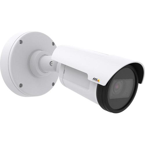 AXIS P1435-LE Nätverkskamera - Monokrom, Färg - 30 m Night Vision - Motion JPEG, H.264, MPEG-4 AVC - 1920 x 1080 - 10 mm - 22 mm - 2x Optical - CMOS - Kabel - Punkt - Stångmontering