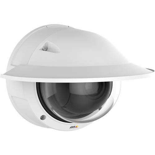 AXIS Q3617-VE 4 Megapixel Nätverkskamera - Monokrom, Färg - MPEG-4 AVC, Motion JPEG, H.264 - 3072 x 2048 - 4,10 mm - 9 mm - 2,2x Optical - Kabel - Kupol - Stångmontering, Takmonterad, Väggmonterad