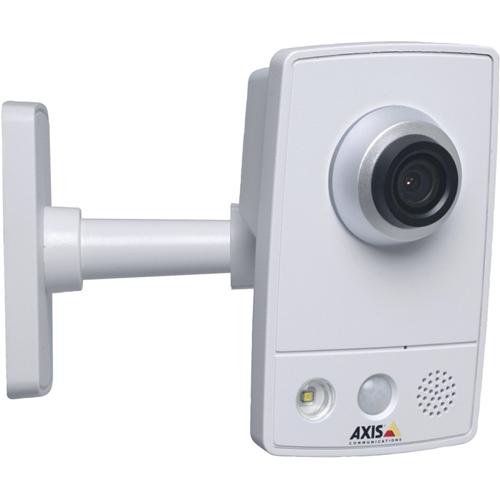 AXIS M1045-LW Nätverkskamera - Kub - 10 m Night Vision - H.264 - 1920 x 1080 - Väggmonterad