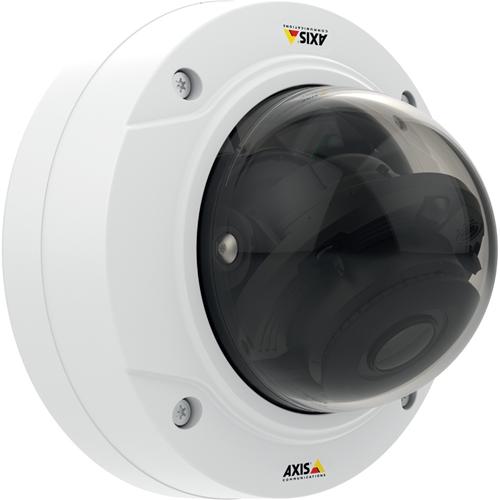 AXIS P3224-LV - Monokrom, Färg - Motion JPEG, H.264, MPEG-4 - 1280 x 960 - 3 mm - 10,50 mm - 3,5x Optical - Kabel - Stångmontering, Väggmonterad, Takmonterad