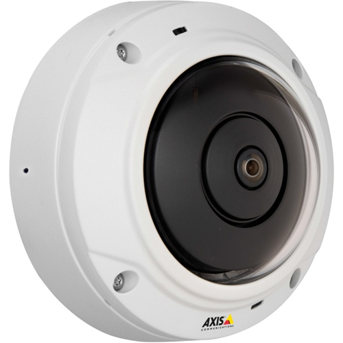 AXIS M3037-PVE Nätverkskamera - Färg, Monokrom - MPEG-4 AVC, H.264, Motion JPEG - 2592 x 1944 - 1,27 mm - Kabel - Kupol