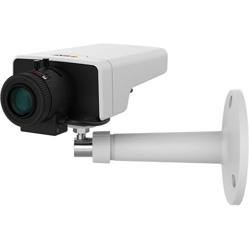 AXIS M1125 Nätverkskamera - Färg, Monokrom - H.264, Motion JPEG, MPEG-4 AVC - 1920 x 1080 - 3 mm - 10,50 mm - 3,5x Optical - Kabel - Box