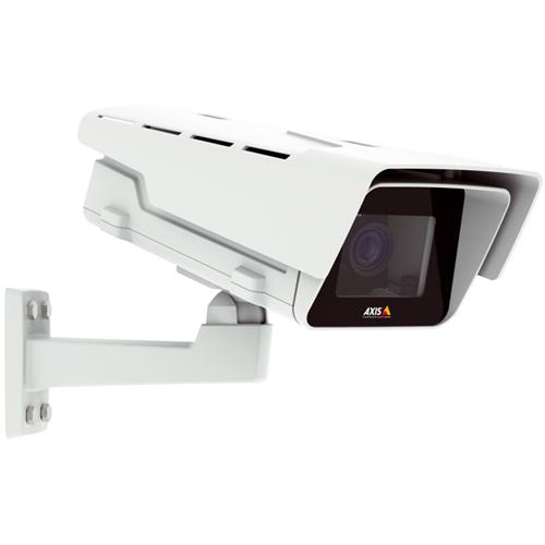 AXIS P1367-E 5 Megapixel Nätverkskamera - Färg - Kabel