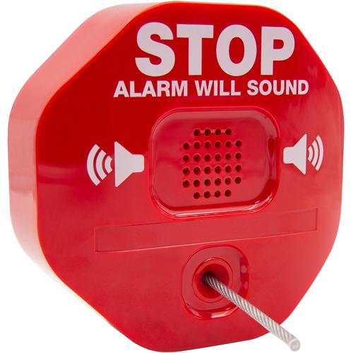 STI Stopper 6200 Säkerhetslarm - Röd